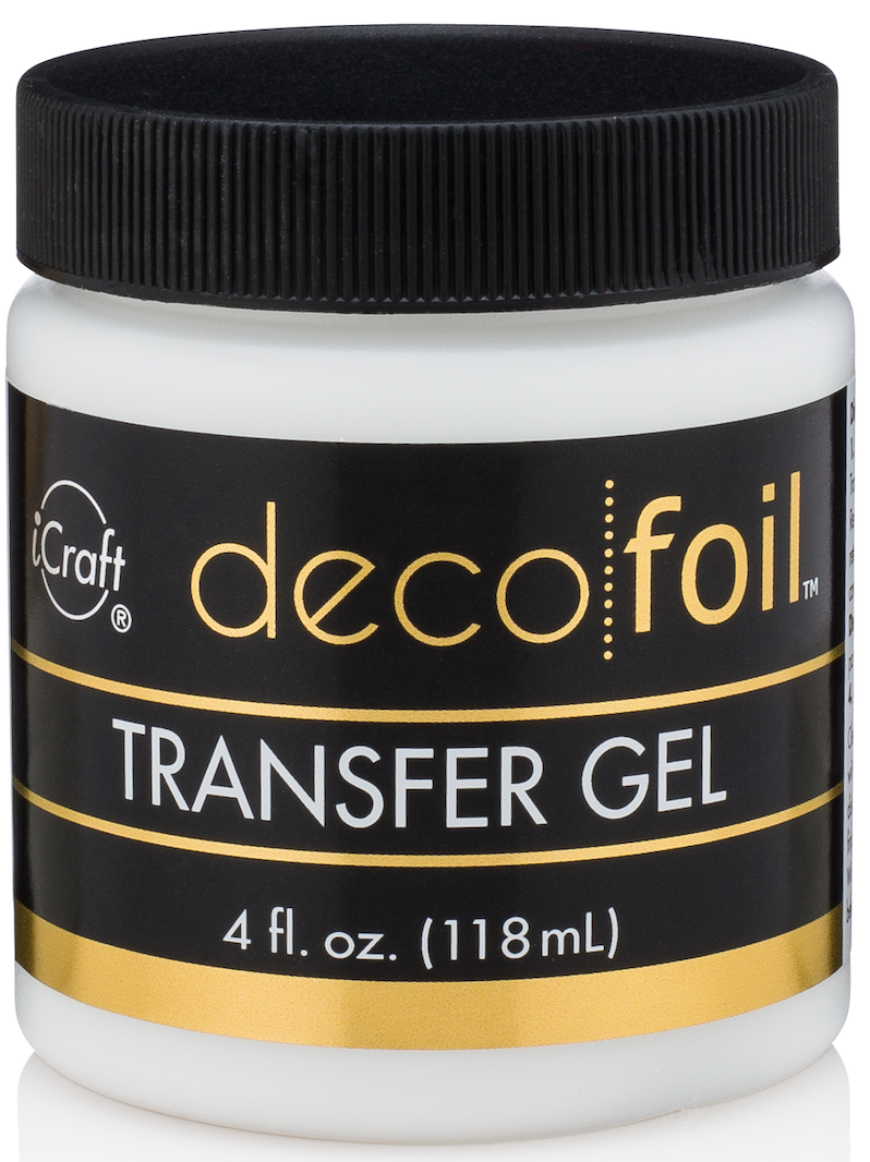 iCraft® DECO FOIL™ Transfer Gel 4 fl oz (118ml) Pack 3