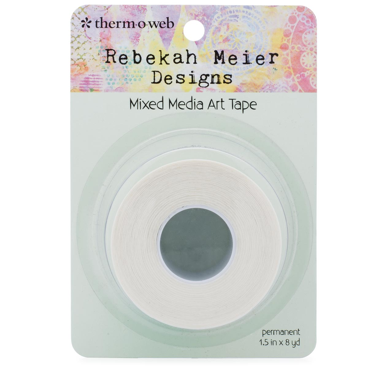 "Rebekah Meier Wholesale - Mixed Media Art Tape 1.5"" x 8 yds"